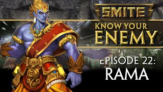 SMITE Know Your Enemy #22 - Rama