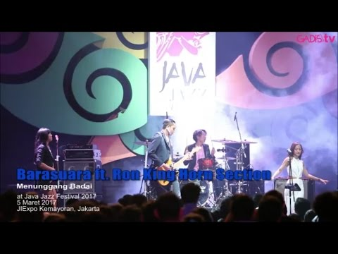 Barasuara feat. Ron King Horn Section - Menunggang Badai (Live at Java Jazz Festival 2017)