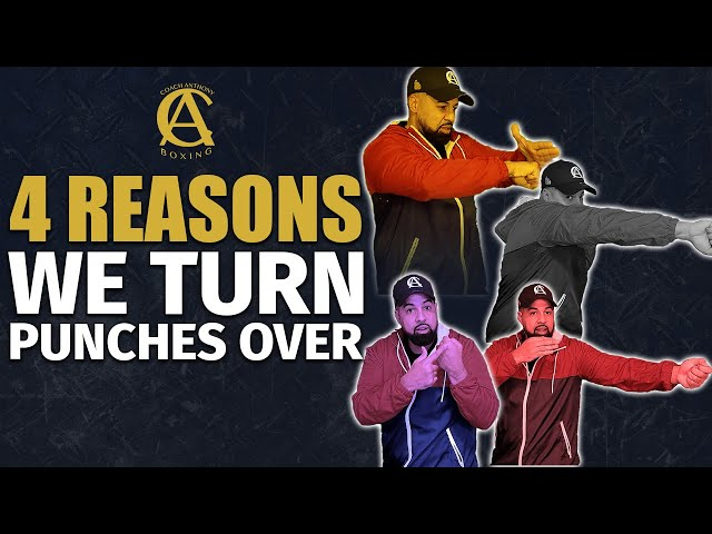 4 Reasons We Turn our punches over! [ The Main Reasons! ]