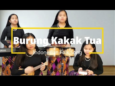 Burung Kakak Tua Indonesian Folk Song Practical Examination In Music 8 Youtube