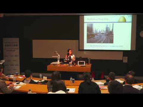 Implications of the Umbrella Movement for Australia and the World - Chrisann Palm