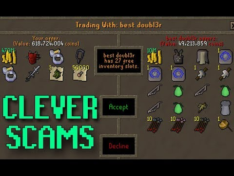 Don't Get SCAMMED By These! (OSRS)