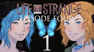 Cry Plays: Life Is Strange [Ep4] [P1]