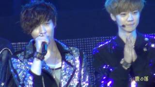 [Fancam] 121028 Lulay
