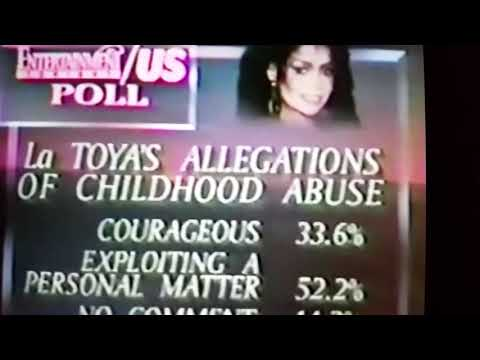 LaToya Jackson talking about CSA -Poll