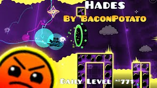 Hades (Daily Level #771) - By: BaconPotato Video