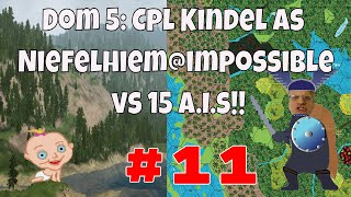 Dominions 5 Warriors of the Faith, Cpl. Kindel gameplay episode #11 Dom 5 is a turn based 4x wargame