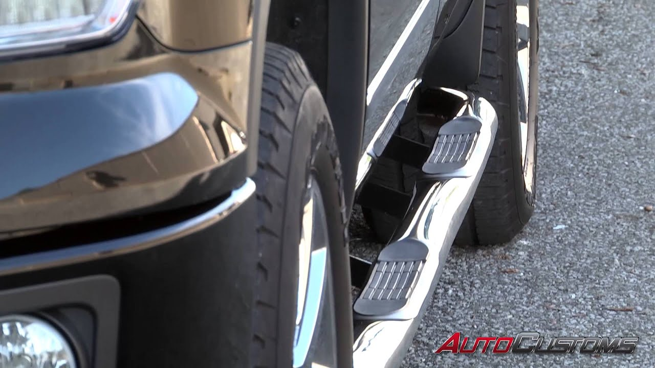 Ionic 3 Quot Inch Nerf Bar Product Review At Autocustoms Com