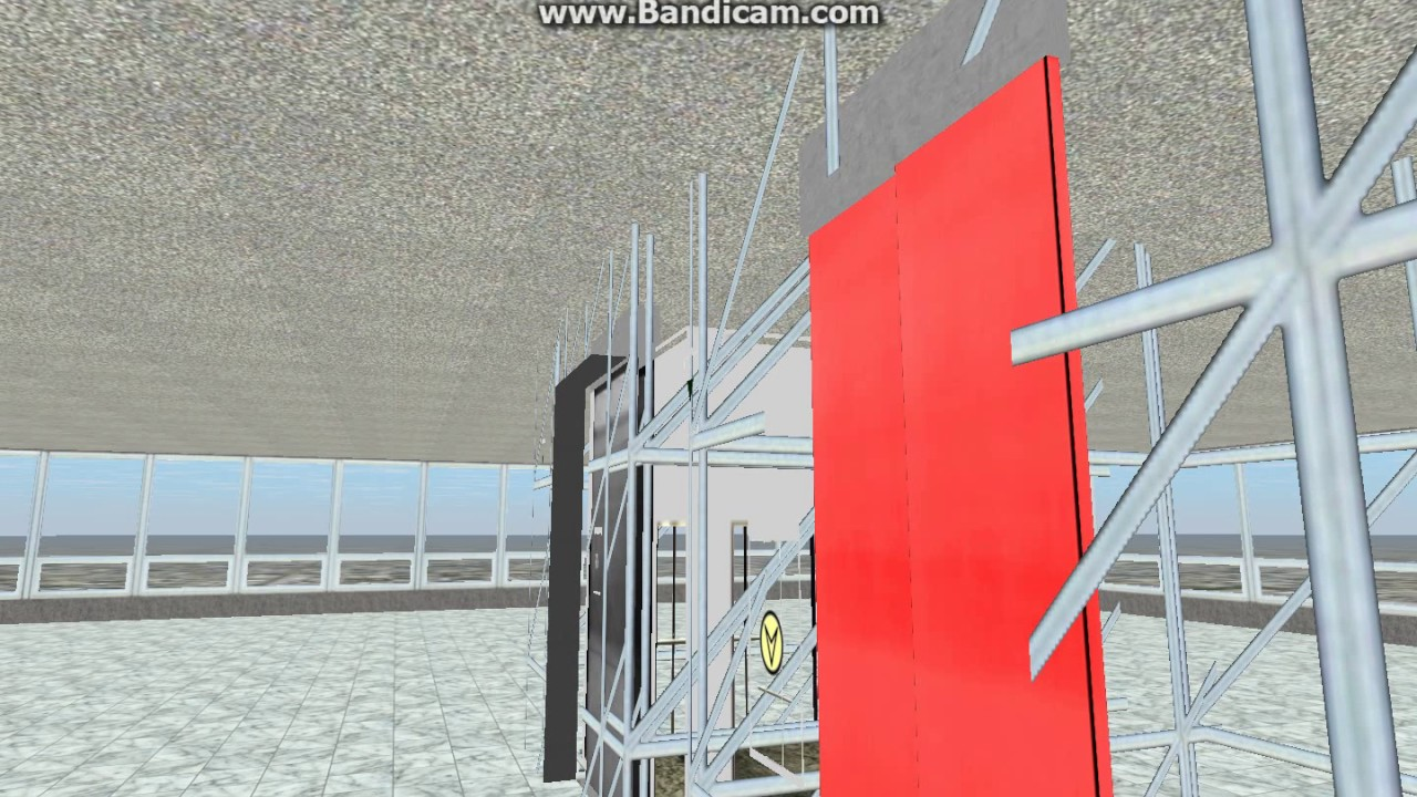Skyscraper Simulator:2 Elevators