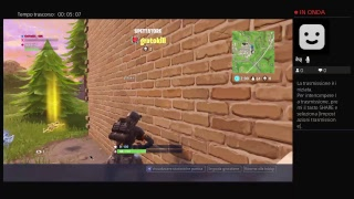 GeNeSiS_-098 Fortnite live PS4 broadcast