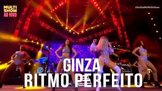 Ritmo Perfeito e Ginza - Anitta (Planeta Atlântida  2017) HD