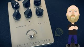 Darkglass Super Symmetry - Demo