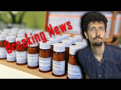 Breakin News: Omeopatia Scientifica