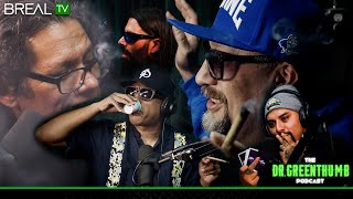 The Dr. Greenthumb Podcast Ep. 110 | Eric bobo Eats A Joint, Tony Hawk To Join Us On The Podcast