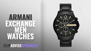 10 Best Selling Armani Exchange Men Watches [2018 ]: Armani Exchange Men