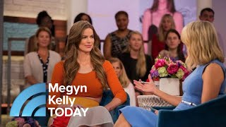 Model Robyn Lawley Posts Photo Of Injuries From A Seizure, & Embracing Her Scars | Megyn Kelly TODAY