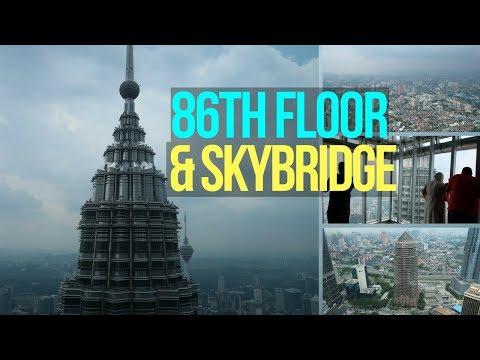 PETRONAS TWIN TOWERS TOUR   What to do in Kuala Lumpur