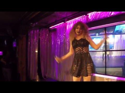 Venus Flytrap at the Garden Nightclub.
