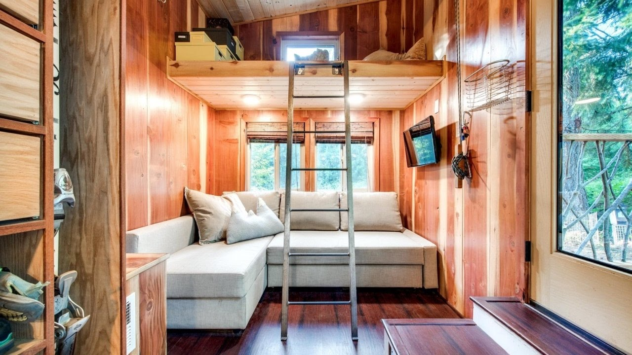 25+ Best Tiny Houses, Coolest Tiny Homes On Wheels