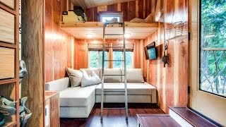 25+ Best Tiny Houses, Coolest Tiny Homes On Wheels | Part 2
