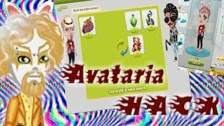 AVATARIA - Avataria Moderetor olma + Atolye hilesi! (avataria cheats #1) || Alien
