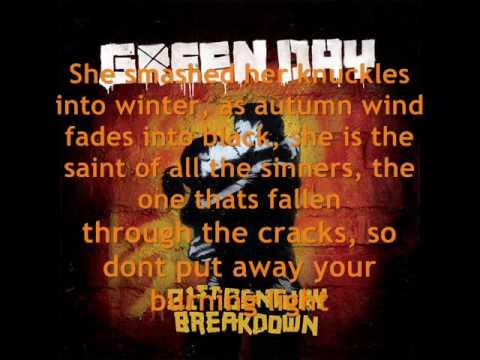 4.- Green Day- ¡Viva La Gloria! [Lyrics] [HQ] - YouTube