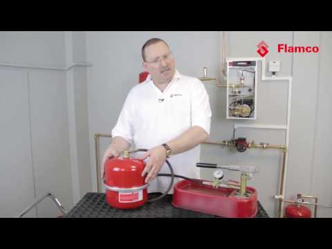 Flamco Expansion Vessel Stress test
