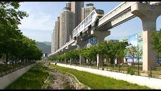 Daegu Monorail - a study (2015)