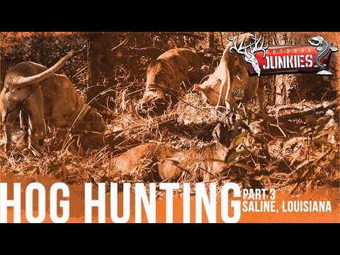 S12E15 – Louisiana Hog Hunt PT3