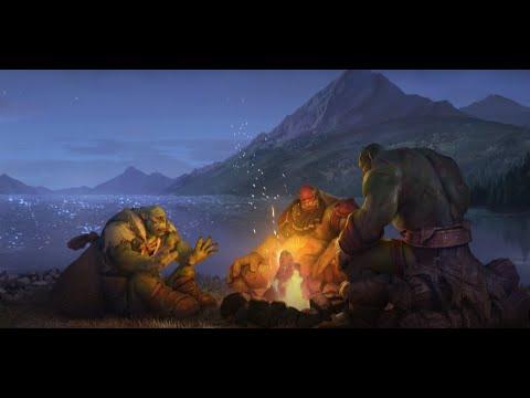 Warcraft 3: Reforged: Пролог - Исход Орды