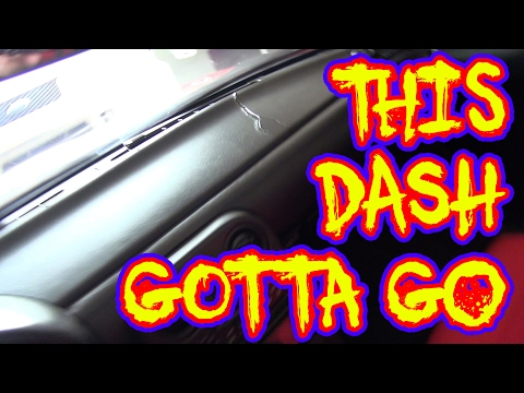 1990 Miata Restore Project - Episode 53 - Dashswap Part1
