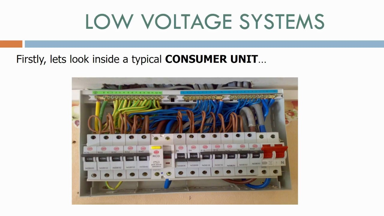 Electrical consumer unit wiring youtube electrical consumer unit wiring asfbconference2016 Images
