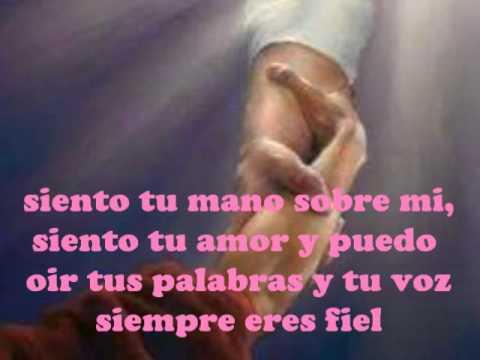 Te Veo Jesus Adrian Romero Youtube
