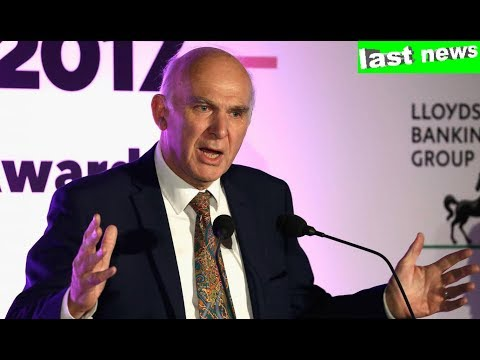 Sir Vince Cable: House of Lords is ready to defeat parts of Theresa May