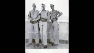 WW II- USS Comfort AH-6 David Burns Tech 5 (Medical Corpsman)