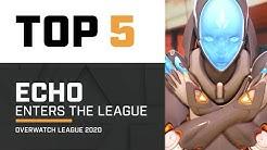 Top 5 Echo Plays | Rascal's Rampage | Week 13