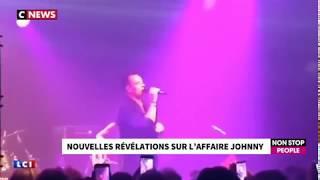 David Hallyday rend hommage à son père Johnny Hallyday