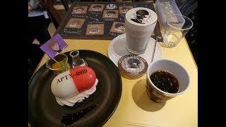 日本東京原宿-名偵探柯南咖啡廳(名探偵コナンカフェ) コナンカフェ 検索動画 13