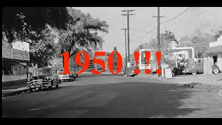 Paterson NJ 1950 (AAA video)