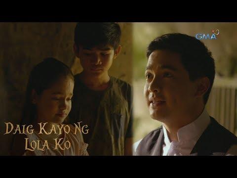 Daig Kayo Ng Lola Ko: Saving Jose Rizal From Danger