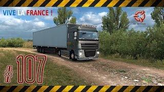 Euro Truck Simulator 2 DLC - niech żyje Francja.