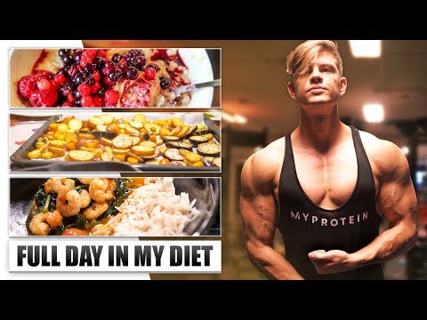 THIS Is What I Eat To Lose Fat !