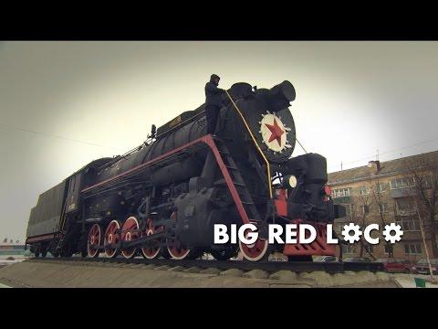 Lost Files Chris Tarrant Extreme Railways… Kotlas Big Red Loco