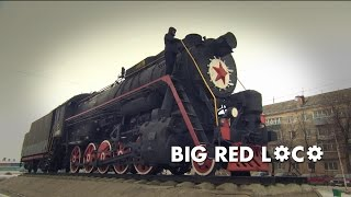 Lost Files Chris Tarrant Extreme Railways… Kotlas Big Red Loco