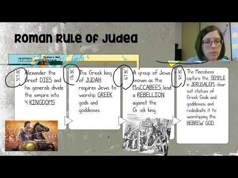 6.4 - The Jews in the Mediterranean World