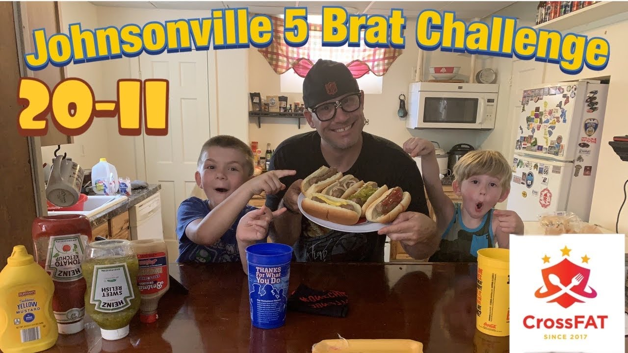 CrossFAT 20-11 5 Johnsonville Brat Challenge