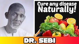 Dr. Sebi - Curing Critical Diseases Naturally with Cell Food (full video)