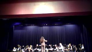 Celtic Air and Dance performed by Key Largo Middle School Band