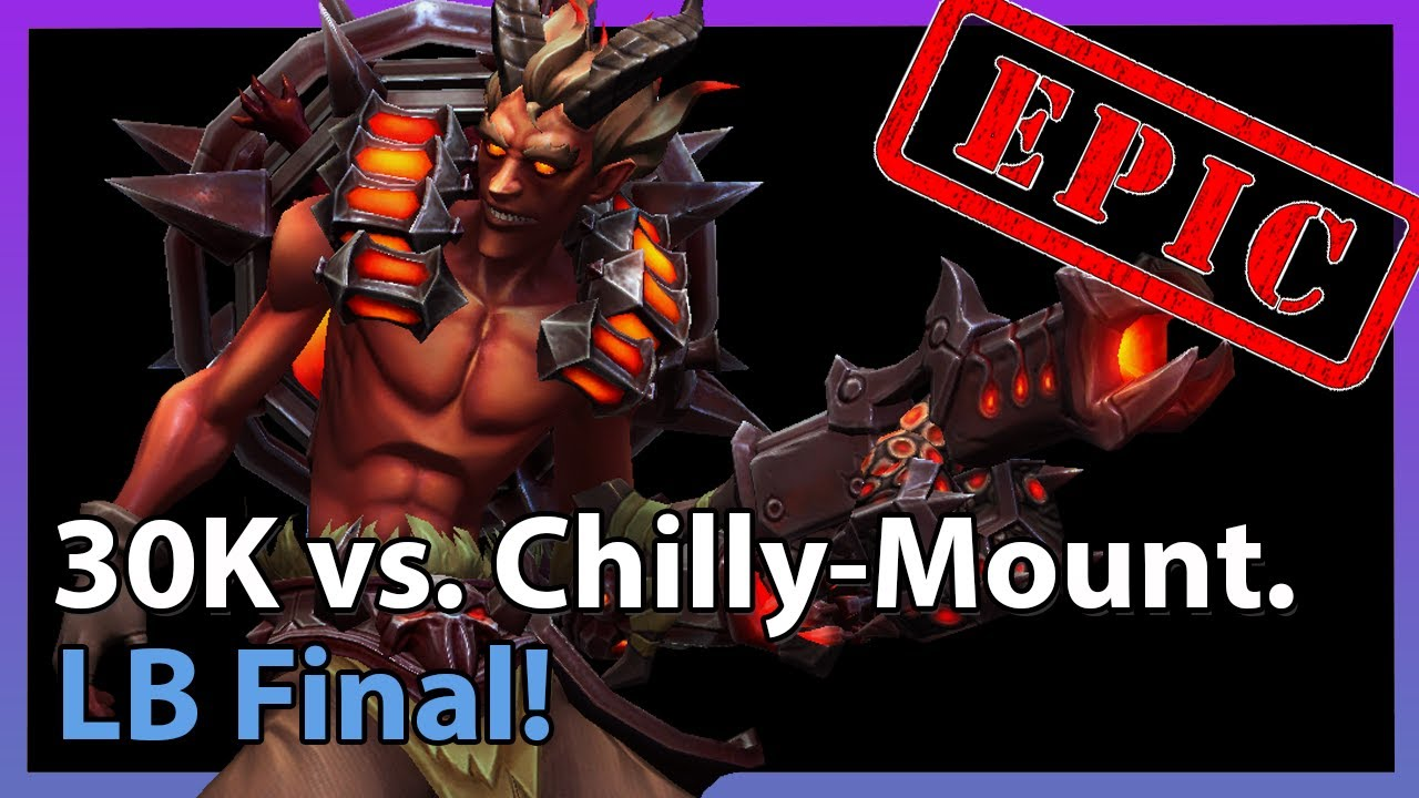 30K vs. Chilly Mountain - LB Final - Heroes of the Storm 2021