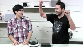 Sci-Fi & 3D Headmounted Display With Wil Wheaton